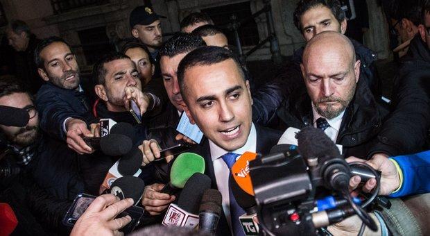 Regionali Emilia e Calabria, Di Maio chiude al Pd: M5S correrà da solo