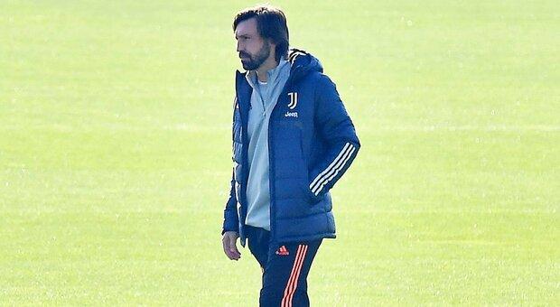 Juventus, Pirlo: «Abbiamo commesso degli errori. E l'Inter ha avuto più fame di noi»