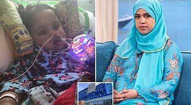 Tafida esce dalla rianimazione, la mamma: «I medici inglesi hanno sbagliato»