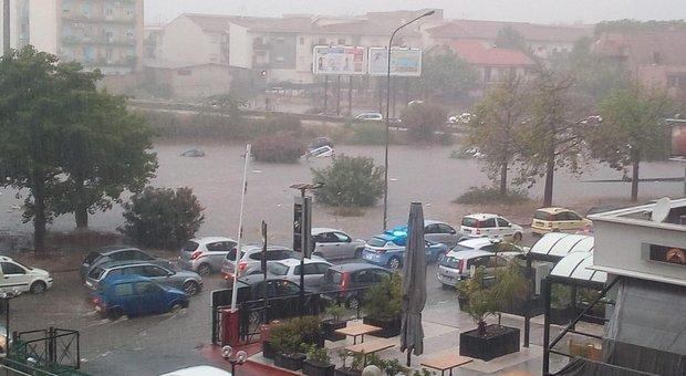 Allarme bombe d'acqua, Coldiretti: «Aumentate del 22% dall'inizio dell'anno»