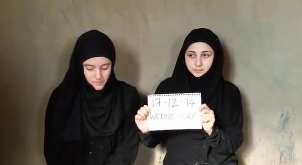 Greta e Vanessa rapite in Siria, giallo su video di Youtube