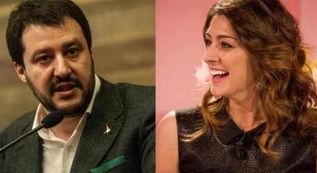 Elisa Isoardi sulla fine della storia con Salvini: