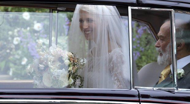 Matrimonio In Extremis : Il matrimonio di gabriella windsor