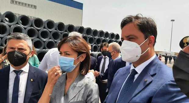 Zes Abruzzo: ministro Carfagna, altre risorse per potenziare il porto di Ortona