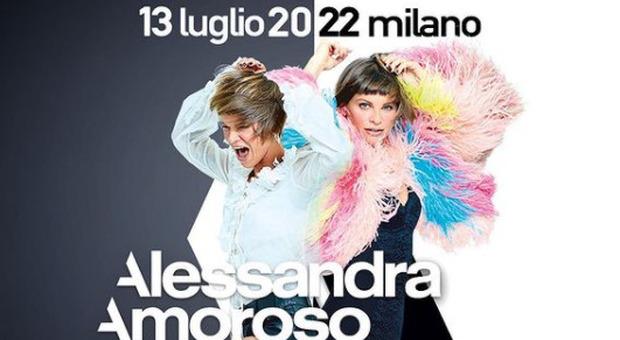 Alessandra Amoroso in concerto a San Siro nel 2022: il video con i suoi 7 brani più famosi