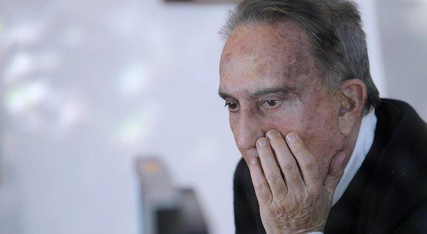 Emilio Fede ricoverato in ospedale al San Raffaele di Milano