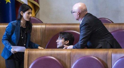 Roma, Colomban si sfila: «Non disponibile a fare il vicesindaco»