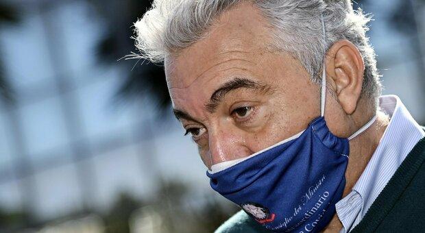 Covid, Arcuri: «La curva contagi si sta congelando»