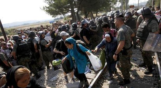 Migranti, ong durissime contro l'accordo Ue-Turchia: «Vergogna»