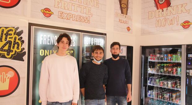 «Il centro di Perugia non è morto, importante investire qui». E tre ventenni aprono una nuova attività