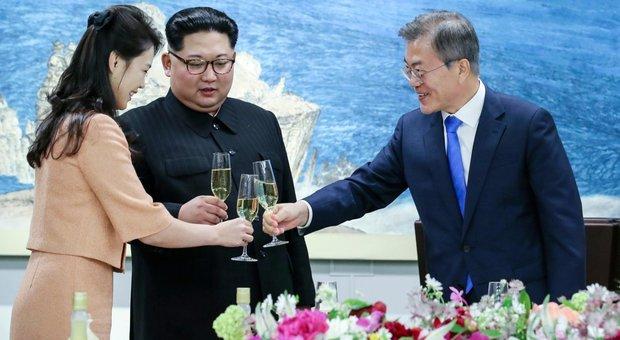 Incontri un coreano americano