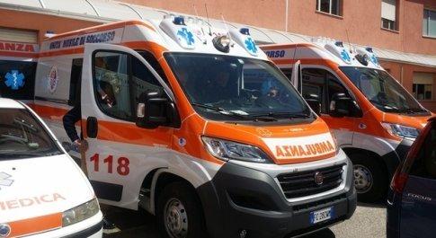Droga trasportata in ambulanza in piena pandemia tra Sicilia e Abruzzo: otto arresti a Messina