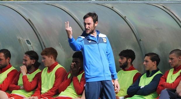 Parte la stagione del Monterosi: D'Antoni. «Vogliamo essere una squadra fastidiosa»