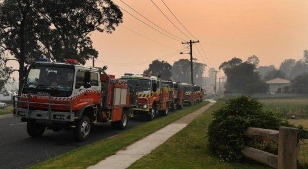 Australia, morto un altro pompiere per gli incendi: sono 26 ora le vittime