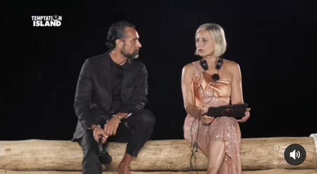 Temptation Island, ultime news su Antonella Elia e Pietro Delle Piane: la verità di Lorenzo Amoruso sul bacio