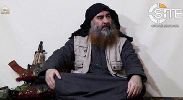 Il califfo dell'ISIS riappare in un video dopo 5 anni di assenza