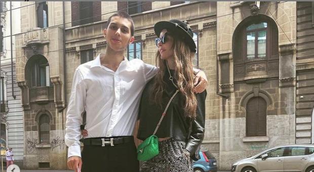 Fabrizio Corona, torna ad abbracciare Nina Moric: ecco le foto