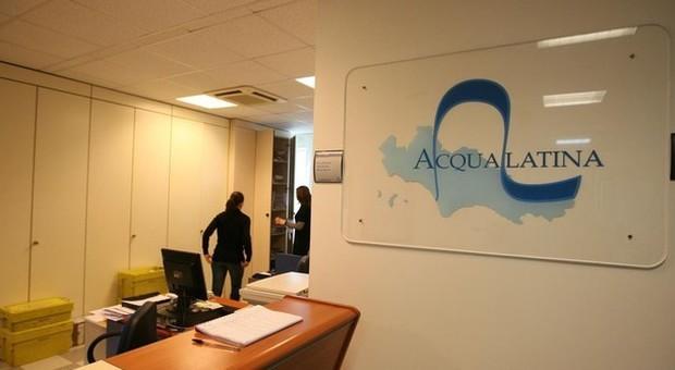 Gli uffici di Acqualatina