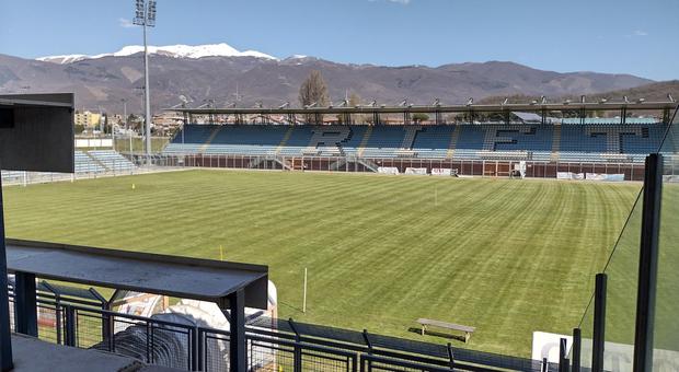 Rieti-Campobasso, prevendita flop: poco più di 100 i biglietti acquistati dai reatini. In 200 da Campobasso