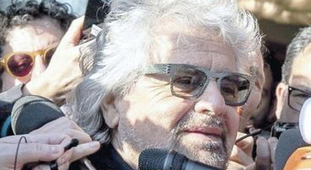 Venti di scissione, Grillo: «Questi mi costringono a riprendermi M5S»