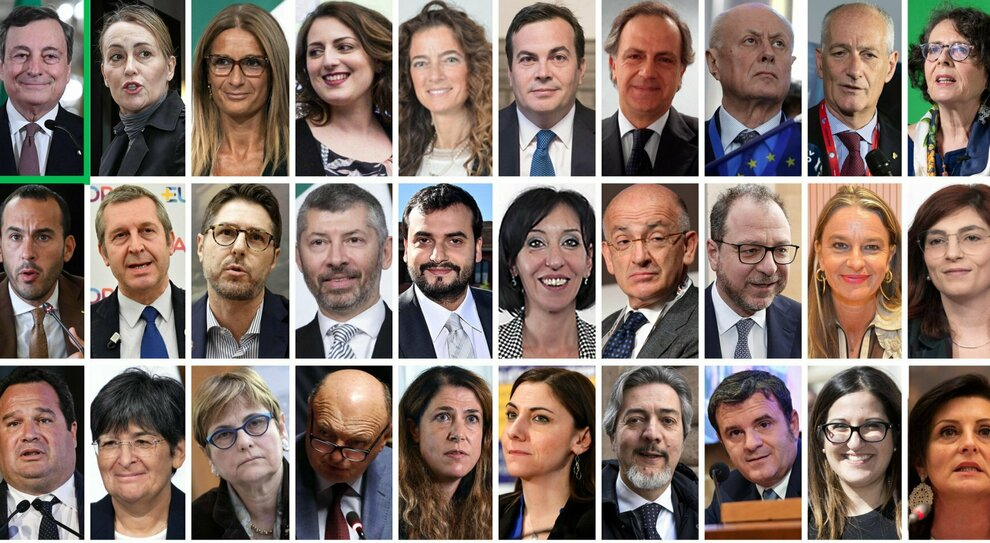 Draghi, ok ai sottosegretari la metà: sono donne. Gabrielli ai Servizi. Il sì dopo le liti tra i partiti su quote, Interno ed Editoria