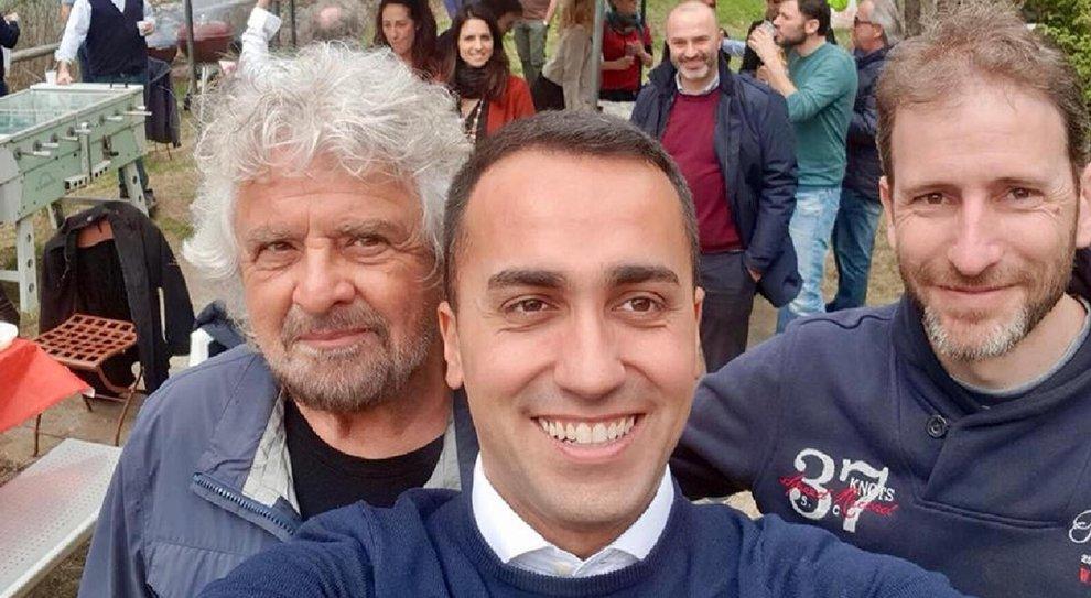Resa dei conti tra Di Maio e Grillo A Palazzo Chigi è allarme rosso