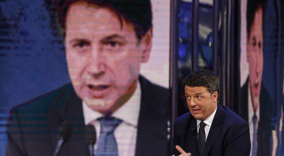 Intercettazioni, l'intesa non ferma lo scontro tra Conte e Renzi