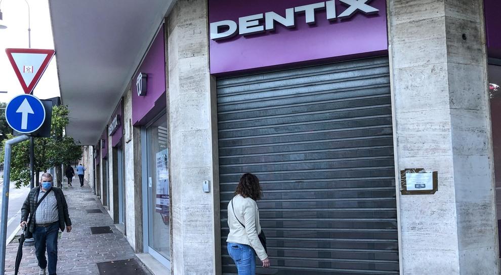 La sede Dentix di Perugia