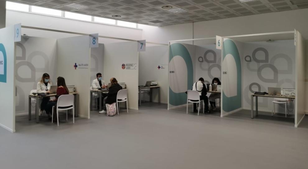 Vaccinazioni, oggi e domani: open day in 21 hub nel Lazio e bis sabato prossimo. La mappa