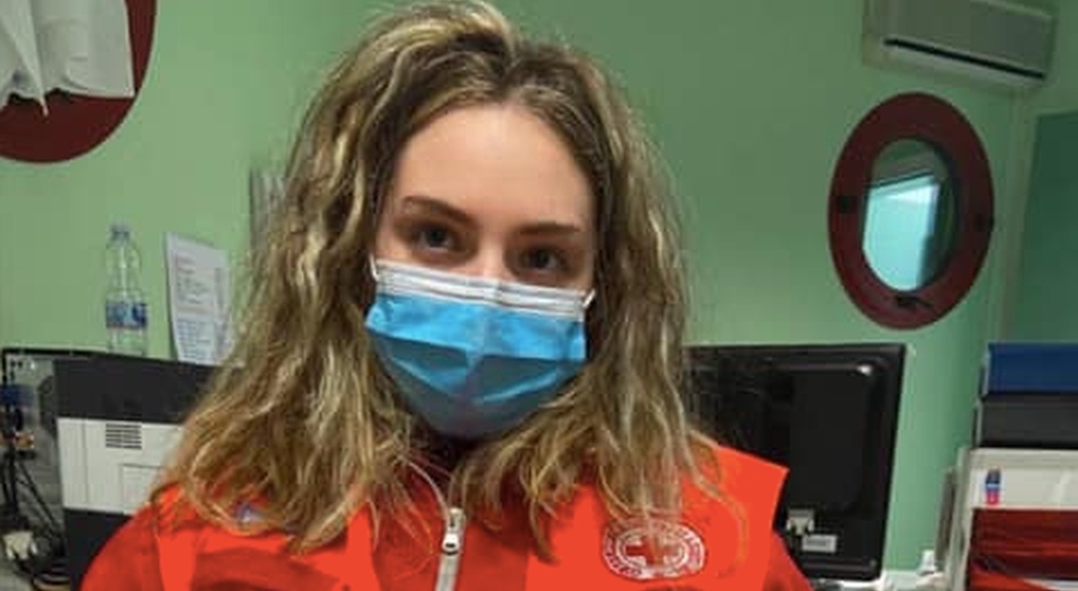 Elisa Gerolimetto, 19 anni, era volontaria della Croce Rossa