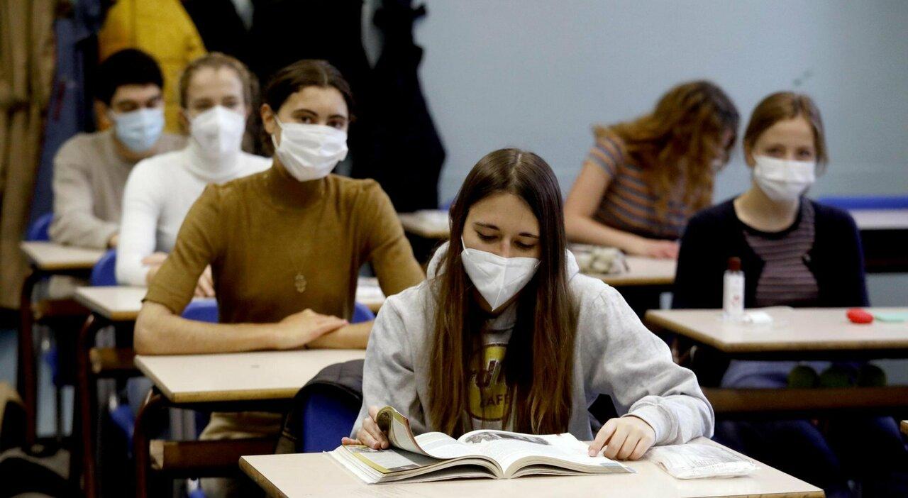 Lazio, scuola: test sentinella, pronti 17mila tamponi