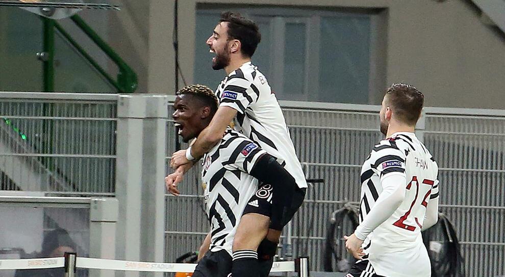 Milan-Manchester United, le pagelle: di Meite l'errore decisivo, a Pogba bastano tre minuti