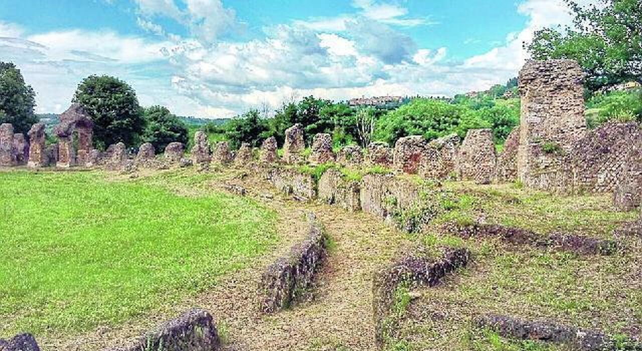 L'area archeologica di Otricoli