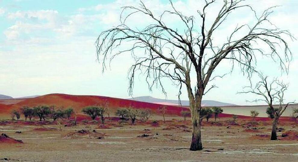 Il Sudafrica oscura il sole: piano contro la siccità, nuvole di gas riflettenti per ridurre l effetto serra