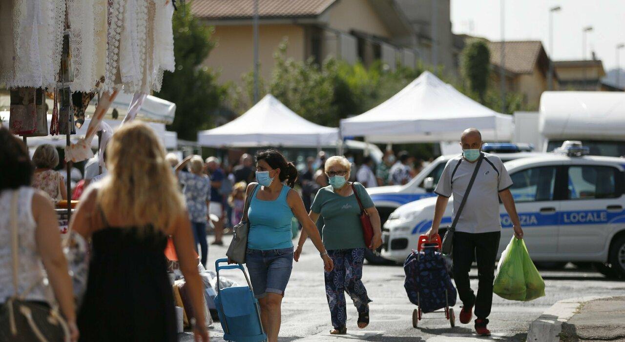 Bollettino Lazio, oggi 4 agosto: 513 contagi (201 a Roma) e un morto