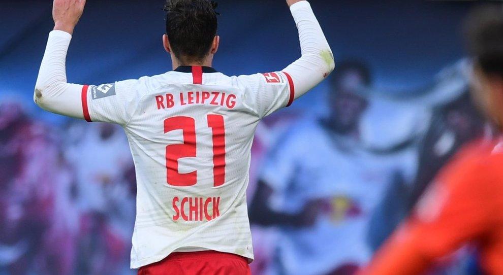 Schick rinnega la Roma: vuole il Lipsia. Pronta la proposta per il ...