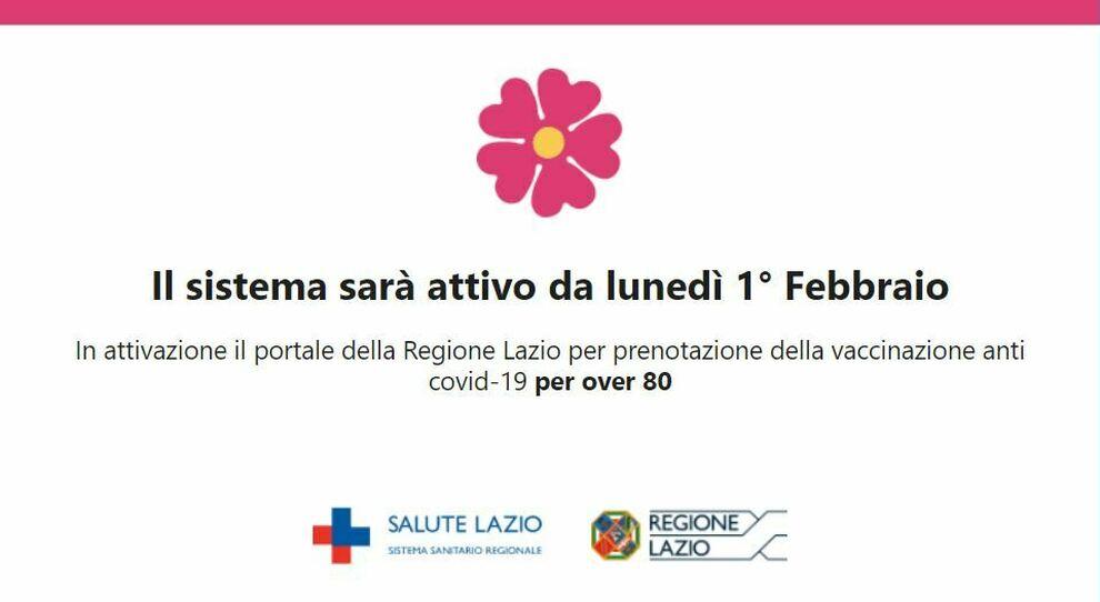 Vaccino over 80 nel Lazio, come prenotarsi: ecco tutto quello che c'è da sapere