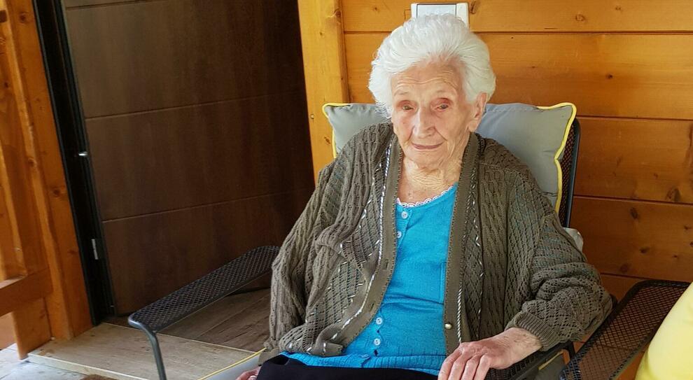 Nonna Peppina commendatore della Repubblica: premiata da Mattarella