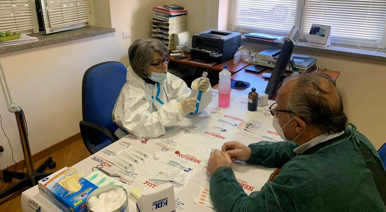 Vaccini in corso
