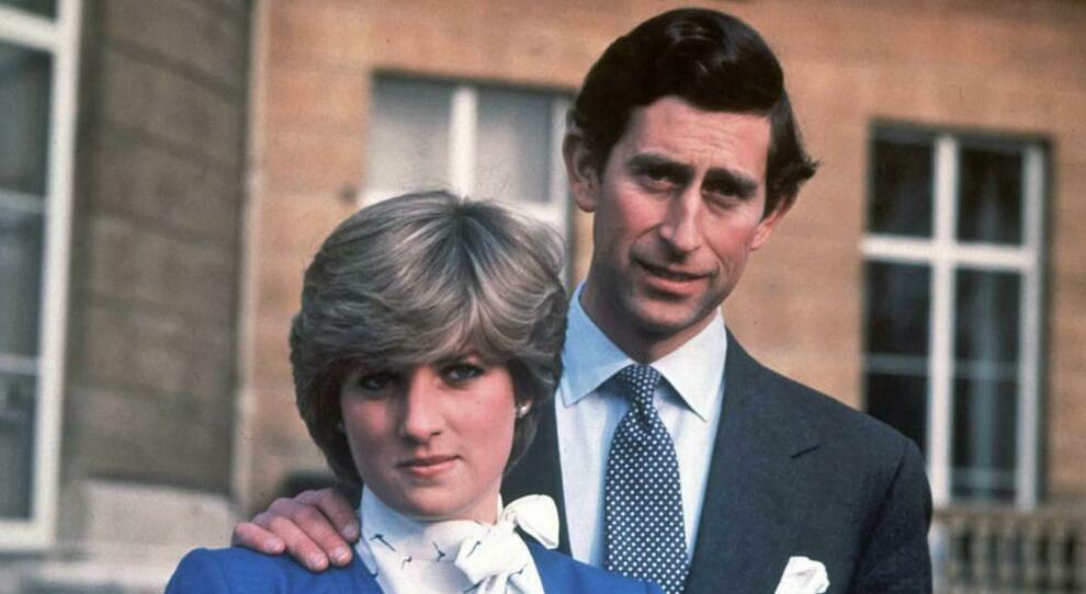 La principessa Charlotte in una immagine diffusa dalla casa reale