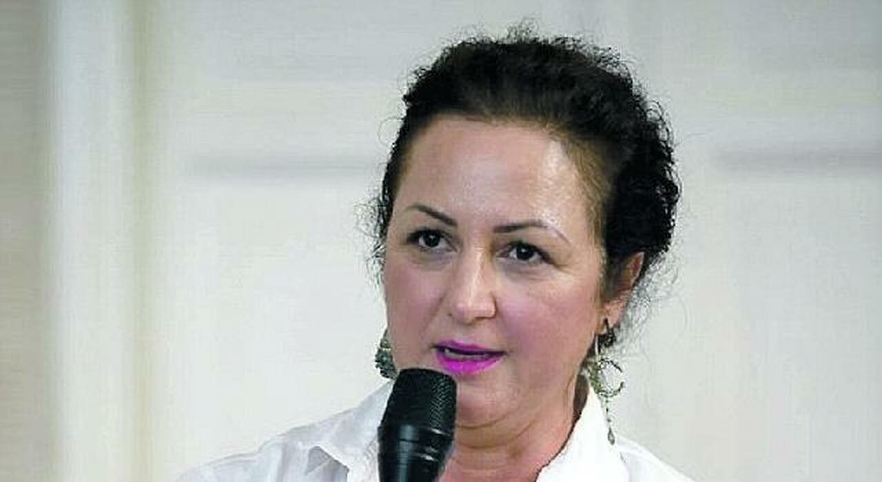 Franca Rieti, segretaria Pd