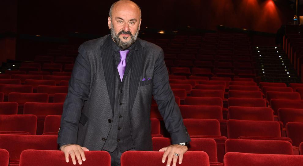 Il regista Davide Livermore
