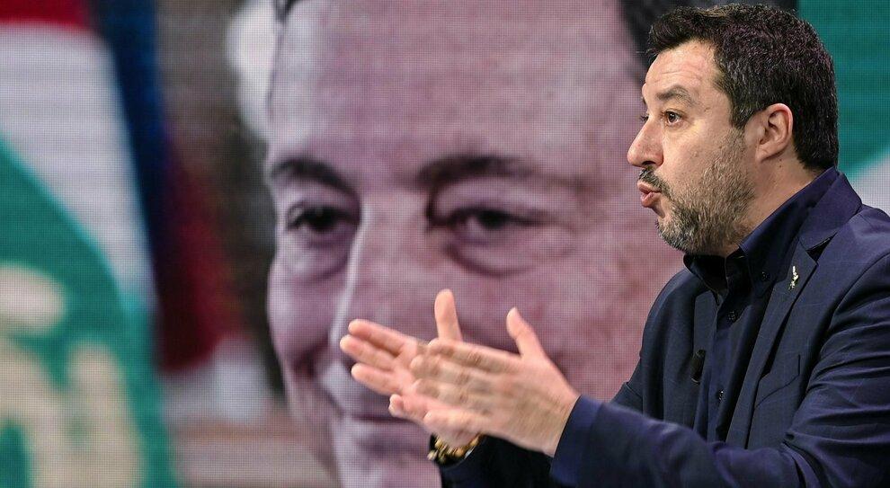 Salvini, dubbi su Giorgetti: «Al governo ci vado io»