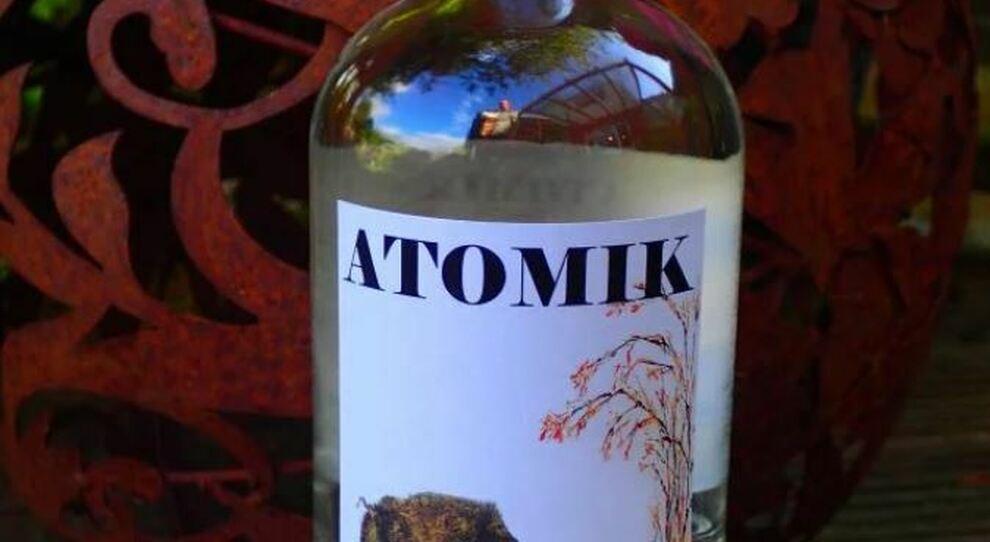 """Chernobyl: sequestrate le prime 1.500 bottiglie di """"Atomik"""", liquore prodotto """"a chilometro zero"""""""