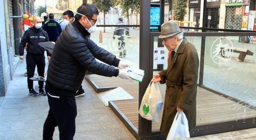 Covid 19, la Fase 2 per fasce d'età: anziani, percorsi protetti