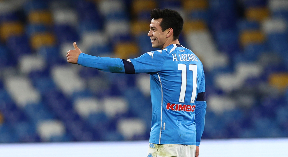 Napoli-Spezia le pagelle: Lozano è implacabile, Zielinski e Insigne in ripresa. Bene Gyasi