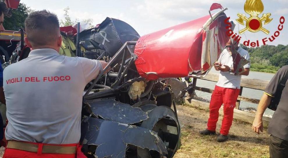 Elicottero caduto, la morte del pilota gentiluomo. La figlia: «Potevo esserci io»