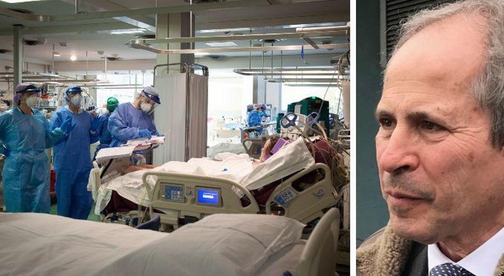 Covid19, l'epidemiologo Crisanti: «Manca ancora un farmaco vero come accadde per Ebola e Sars»