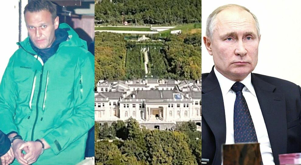 Navalny attacca Putin: «ecco il tuo palazzo segreto», pubblicata inchiesta con immagini di una Versailles nascosta