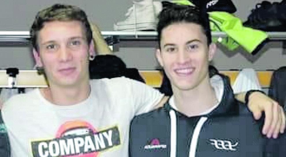 Ultraleggero caduto, Bortuzzo: «Gioele e Fabio mi scrivevano spesso per farmi coraggio. Erano nati per gareggiare»